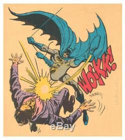 Mr. Brainwash Bat-Wockk SOLD OUT Batman Kaws Koons Banksy