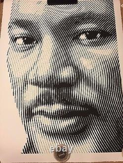 Mr Brainwash Mbw King Mlk Day Limited Edition Print Large Print Sold Out