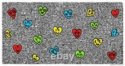 Mr. Doodle HeartLand Print Limited Edition x/300 Sold Out IN HAND