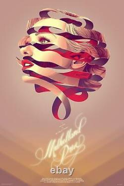 Mulholland drive by Kevin Tong Regular Sold Out Mondo Print