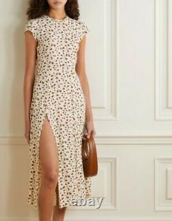 NEW with TAGS! Reformation Gavin Dress Color Marion, US 8, $218 SOLD OUT