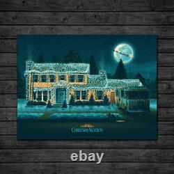 National Lampoon's Christmas Vacation DKNG AE Print Poster MAIN ED x/60 SOLD OUT