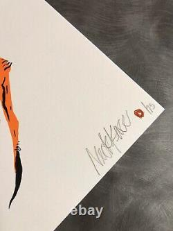 Neckface Arm Print Signed And Numbered / Sold out