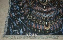 New Alex Grey Ayahuasca Visitation Limited Run Art Blanket Print SOLD OUT Rare