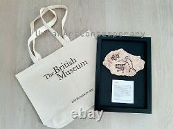 Original Banksy Peckham Rock British Museum art Pest control certified Sold Out