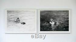 PEJAC Yin-Yang Diptych SOLD OUT Banksy Retna Yin Yang