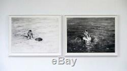 PEJAC Yin-Yang Diptych Signed Print Set Edition of 90 SOLD OUT