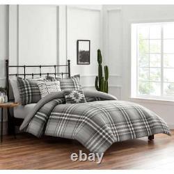PENDLETON 5Piece Comforter Set HaydenPlaid 2 Pillows Southwest SOLDOUT Exclusive