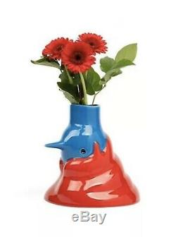 Parra x Case Studyo Byparra The Upside Down Face Vase Hair Helmet SOLD OUT