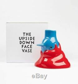 Parra x Case Studyo The Upside Down Face Vase Hair SOLD OUT CONFIRMED ORDER