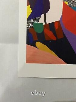 Paul Insect 2021 Signed Print Set SOLD OUT Allouche Gallery Postcards PINS Bast