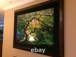 Peter Lik Inner Peace Limited Ed. 74/950 COA NEW IN BOX PREMIUM FRAMING SOLD OUT