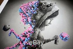 Pez Alter Ego Main Edition Print Sold Out Mint Confirmed Order Banksy Kaws DFACE