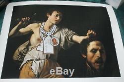 Pray For Paris Print Westside Gunn Virgil Abloh 18x24 46/100 SOLD OUT (No Frame)