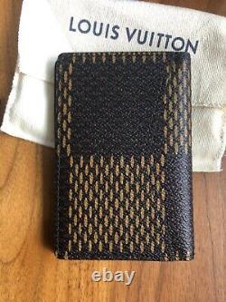 RARE SOLD OUT Louis Vuitton x Nigo Pocket Organizer Wallet NWT