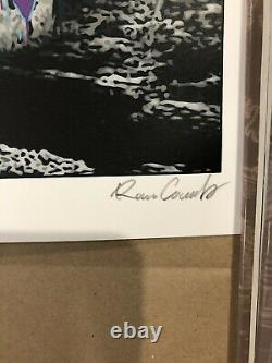 ROAMCOUCH WE LIVE HERE Variant Sold Out 24x24 x/125 Mermaid Art Print Poster