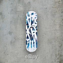 Retna Skateboard Deck Beyond The Streets with Artist Signed COA Sold Out Mint