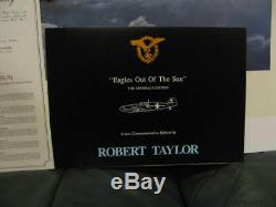 Robert Taylor's Eagles Out of The Sun Very Rare Sold Out L/E