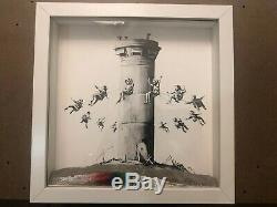 SOLD OUT Banksy 1st Edition Walled Off Hotel Box Set Ikea perspex Box C. O. A
