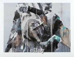 SOLD OUT Conor Harrington A Study For Meditations print ORDER CONFIRMED X/150