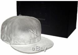 SOLD OUT Daniel Arsham Crystal Relic New York Yankees Cap