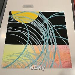 Sam Friedman Beach Print 1 Signed & Numbered X/23 Louis Buhl RARE & SOLD OUT
