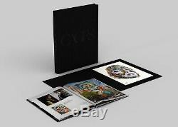 Sandra Chevrier Cages Clamshell Book Sold out Pre-order Deluxe