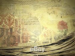 Shepard Fairey Dark Wave Print 24x36 Signed Poster Banksy Kaws Pejac Sold Out
