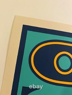 Shepard Fairey Zapata 2020 Art Print S/N Obey Giant Screen Print x/500 Sold Out