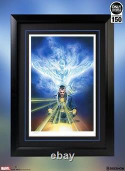 Sideshow Collectibles SOLDOUT (NEW) Dr. Strange Omnibus (Framed) #42/150