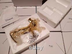 Simba (Gold Edition) Richard Orlinski Disney Édition Limitée Neuf Sold Out