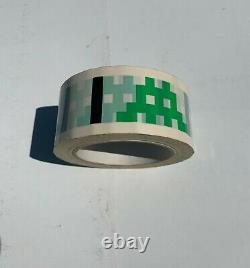 Space Invader (I Invade Tape) Sold Out Rare Packing Tape Full Roll 2008