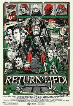 Star Wars by Tyler Stout Regular Set of 3 prints Rare Sold out Mondo print