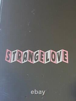 StrangeLove Natas Kaupas Guest Model Deck Black Rare Sold Out