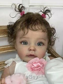 Sue Sue By Natali Blick Sold Out realistic Reborn Art Doll Girl Baby Doll