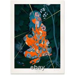 Sun Tarot James Jean limited edition sold out print