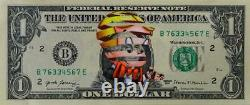 Super A Richie Rich Dollar Pre-Order SOLD OUT NOT Fairey Obey Faile