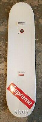 Supreme Nose Bleed Skateboard Deck NIS Rare Sold Out Kaws