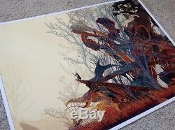 The Old Hunting Palace Kilian Eng Rare Limited Edition Sold Out Art Print