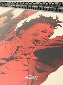 The Texas Chainsaw Massacre Robert Sammelin Mondo Poster Print Art Rare Sold Out
