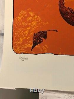 The Witch Aaron Horkey Rare Sold out Mondo Print