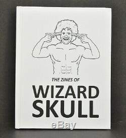 The Zines of Wizard Skull, Artist Signed, First Printing, 2018 (25/250) SOLD OUT