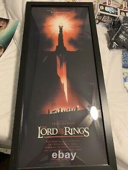 The lord of the rings by Olly Moss Variant Rare sold out Mondo print