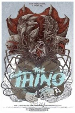 The thing by Randy Ortiz Rare sold out Mondo