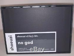 There is no God Shoeuzi v2 Art j-ldn /100 Fear Sneaker IN HAND SOLD OUT