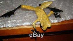 Tim Cotterill-euro Over The Edge -bronze Frog-frogman-sold Out