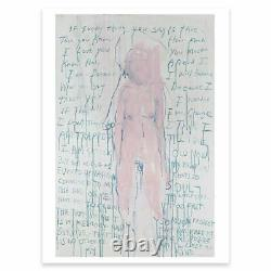 Tracey Emin RA I am the Last of My Kind SOLD OUT limited by TIme Un signed