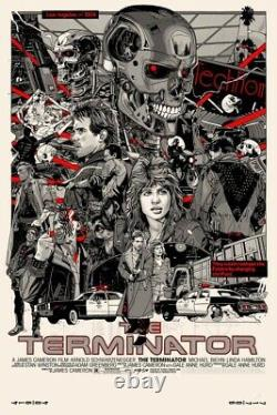 Tyler Stout The Terminator Variant & Timed Combo SOLD OUT