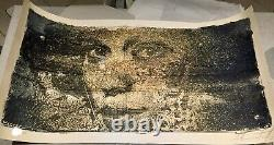 VHILS PEROXYDE Limited edition Signed SOLD OUT