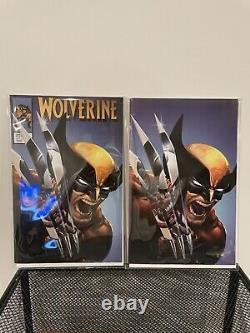 Wolverine #8/#350 Clayton Crain Cover Art Trade/Virgin Set Presale Soldout